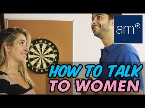 How To Start A Conversation With A Woman You're Attracted To - O.S.A. | Wing Girl