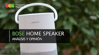 Bose Home Portable Speaker · Análisis y Opinión