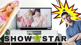 ŻYWA LALKA BARBIE?! | YOUTUBE SHOW STAR #2