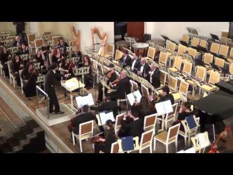 "Joseph Haydn. ""Farewell"" Symphony No. 45 Schnittke Symphony No. 1"
