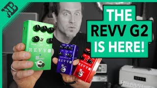 REVV G2 Pedal | Gear Corner #3 | Kris Barocsi