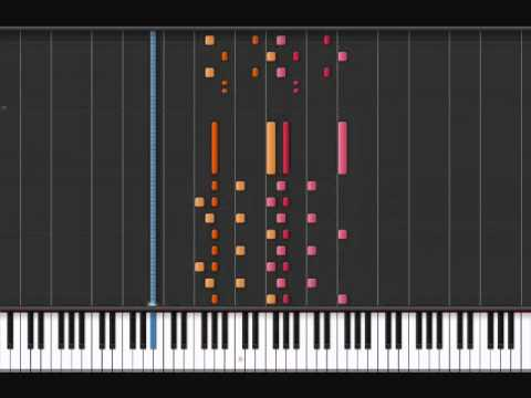 1812 Overture in Synthesia Part 1