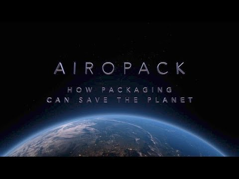 Airopack: How packaging can save the planet   European CEO