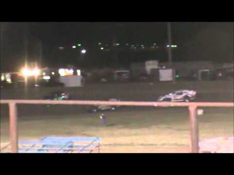 Northern Sport Mod Feature - McCook Speedway - 6/8/2012