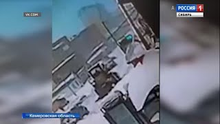 Тракторист насмерть сбил женщину во время уборки снега в Шерегеше