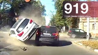 Car crash compilation 919 - september 2017