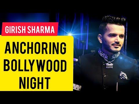 Anchor Girish Hosting Bollywood Night for Borocil 9769964451