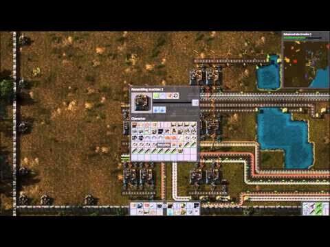 Factorio #013   Producing Science Pack 3
