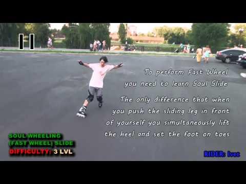 Dạy Phanh Patin Fast Wheel Soul Wheeling) slide