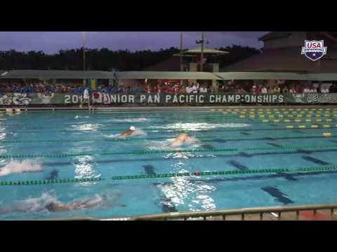 #34 Men 4x100 Medley Relay A Final | 2016 Junior Pan Pacific Swimming Championships | Maui