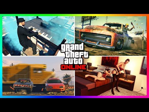 10 FORGOTTEN Features That No One Ever Uses Anymore In GTA Online!