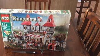 Unbox and Build - LEGO 10223 K…