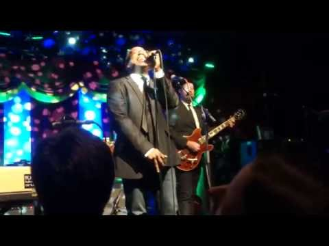 """Soulive, Nigel Hall & Shady Horns """"Don't Change For Me"""" @ Bowlive 5 March/13/14"""