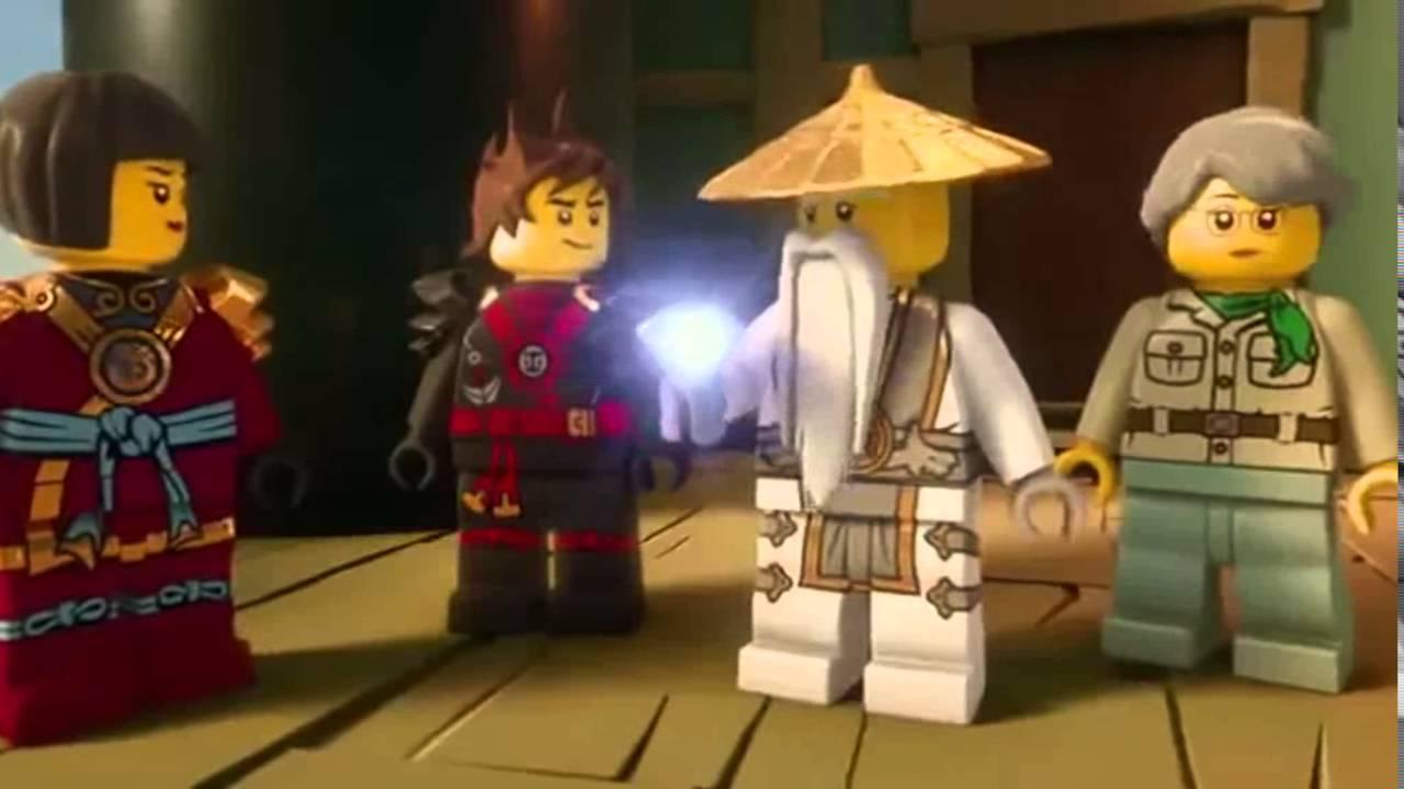Lego ninjago possession sensei youtube - Ninjago sensei wu ...
