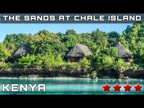 RESORT THE SANDS AT CHALE ISLAND 4⭐ (Galu Beach, Kenya)
