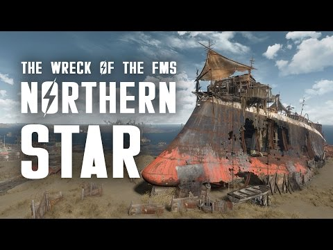 The Full Story of the Wreck of the FMS Northern Star - Norwegian Ghoul Raiders in Fallout 4