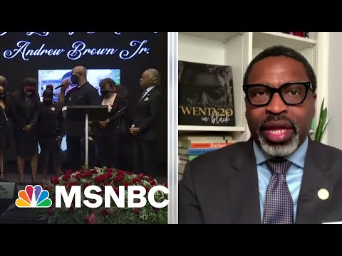 NAACP President: 'Have To Address Qualified Immunity' In Police Reform   MTP Daily   MSNBC