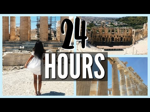Download Youtube: 24 Hours in Athens - What to Do || Greece Vacation Vlogs 2017