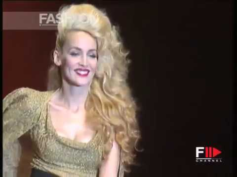 Laetitia Casta, Jerry Hall, Carla Bruni, Eva Herzigova for VIVIENNE WESTWOOD 1997 by Fashion Channel
