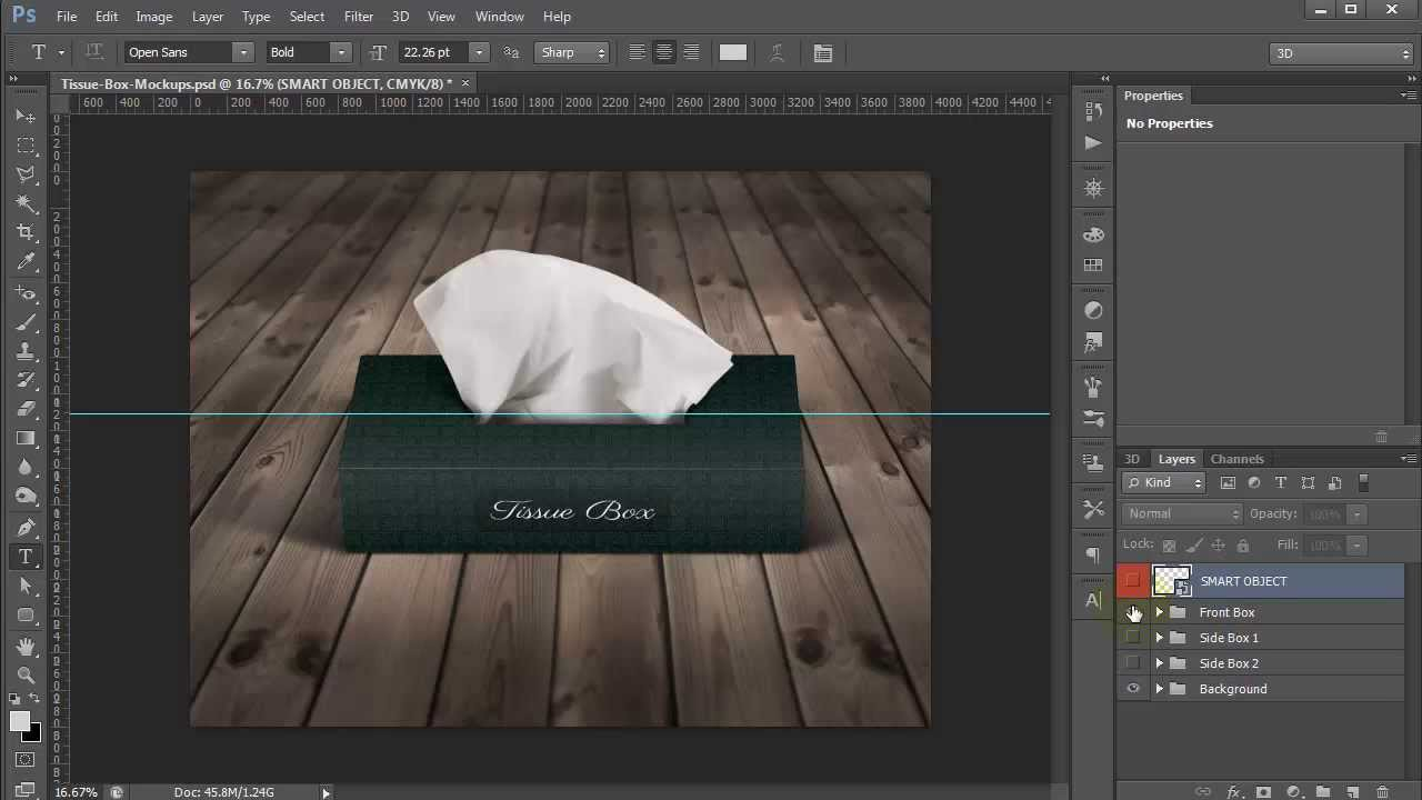 Download How to make Tissue Box Mockups - YouTube