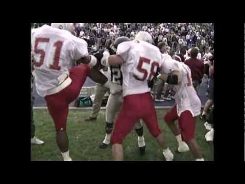 UNLV REBELS AND UNR WOLFPACK FOOTBALL BRAWL