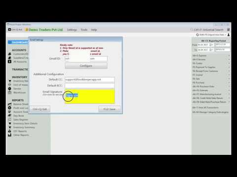 How To Email Invoices Email Bill to Party Send an Invoice by - email invoices