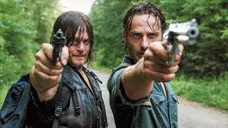 Top 10 The Walking Dead Moments