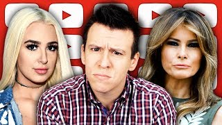 WOW! Tana Mongeau Viacom Showdown, BK Backlash, Trump Border Confusion & Denial Explained