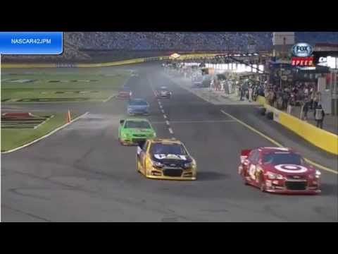 Juan Pablo Montoya  Race Highlights Showdown 2013