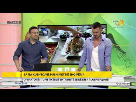 Wake Up, 26 Korrik 2017, Pjesa 2 - Top Channel Albania - Entertainment Show