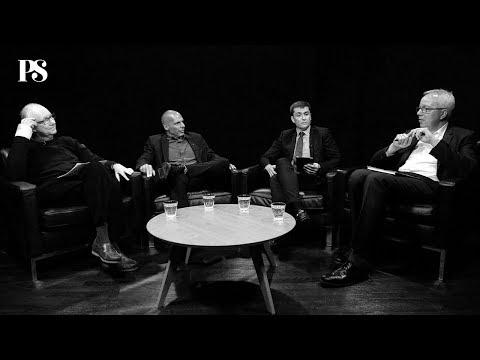 Yanis Varoufakis on Negotiating with the EU