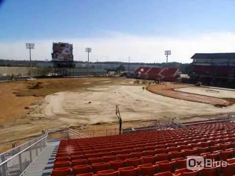 Carolina Green Corp. Five County Stadium Field Replacement