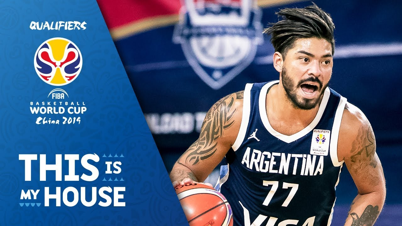 Argentina's Best Plays of the FIBA Basketball World Cup 2019