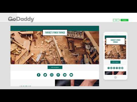 Take your idea online | GoDaddy United Arab Emirates