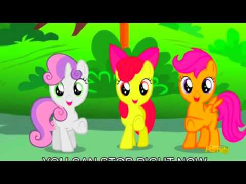My Little Pony Kid Song - Light of Your Cutie Mark 2015