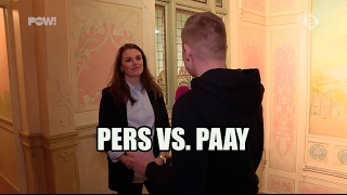 Patricia Paay doet aangifte