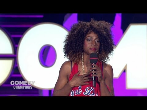 Tamika Campbell - wer wie was?! - Comedy Champions