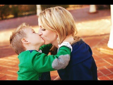Omg Small Boy Kiss College Girl Youtube