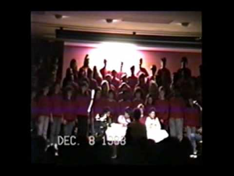 1988 Chesnee Elementary School 7th Grade Christmas Play