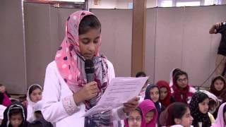 Bustane Waqfenau: 10th May 2015 (Urdu)
