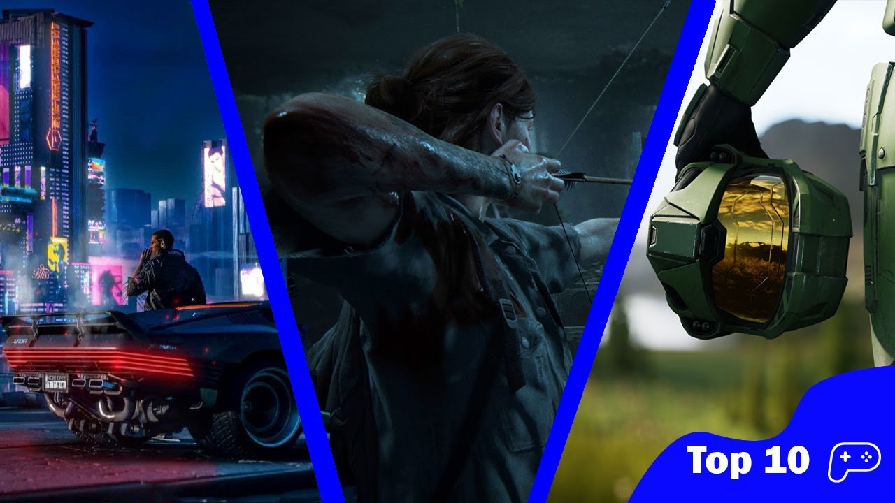 Top 10 Best Video Games Coming Out On 2020 Youtube