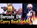 Best Torbjorn duo Q with Best Female DPS Barcode_OW ft j0000mla25