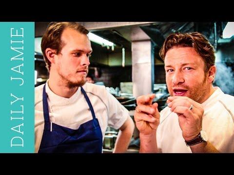 I MET THE 'REAL' SWEDISH CHEF! | #JamiesSuperFood | Daily Jamie