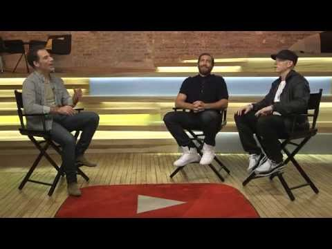 The Southpaw Sessions Round 3 with Eminem and Jake Gyllenhaal