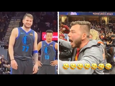 See different angles, amazing photos of Luka Doncic's absurd ...