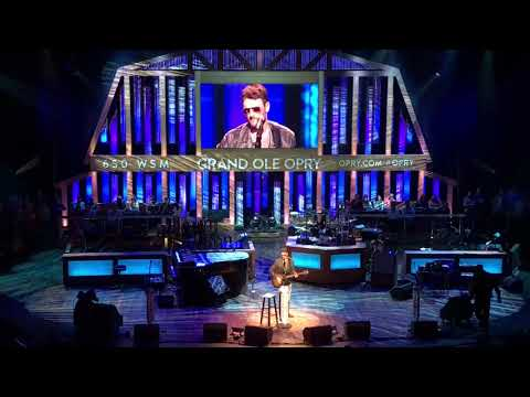 Eric Church - Those I've Loved Opry 10-4-17