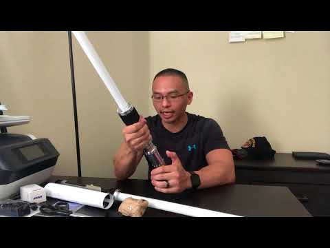 Ultra Sabers - Emerald Prize Staff Summer 1 Raffle Winner