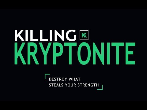 Killing Kryptonite Part 7 - Jon Werner    Whitewater Campus
