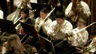 Donny Weber on Trombone Girard Intermediate School Concert.