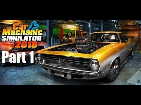 car mechanic simulator 2018 story guide